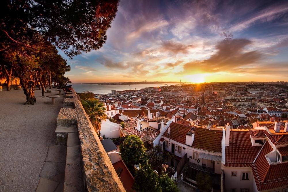 Portugal: Lissabon - Ausblick