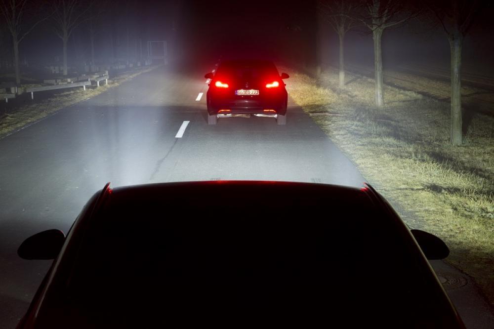 Opel - LED Matrix Licht