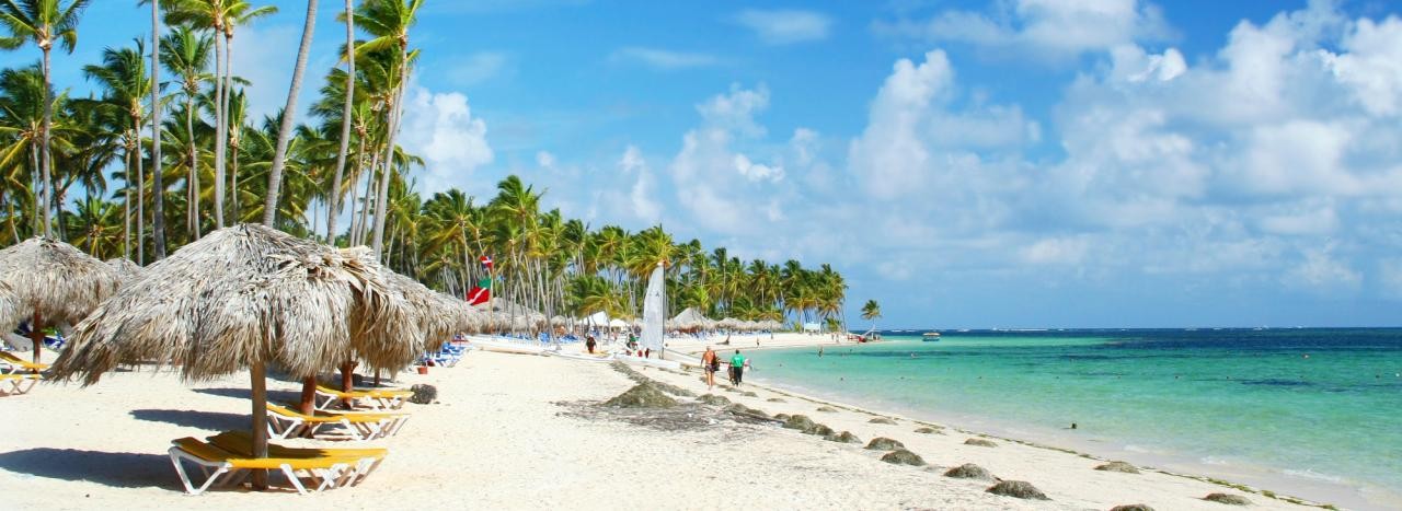Dominikanische Republik: Strand Playa Bavaro