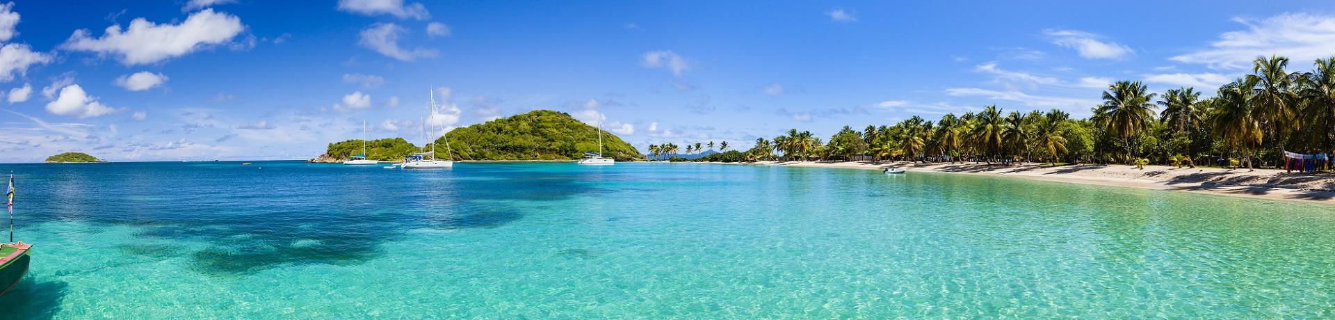 Karibik: Mayreau - Emotion