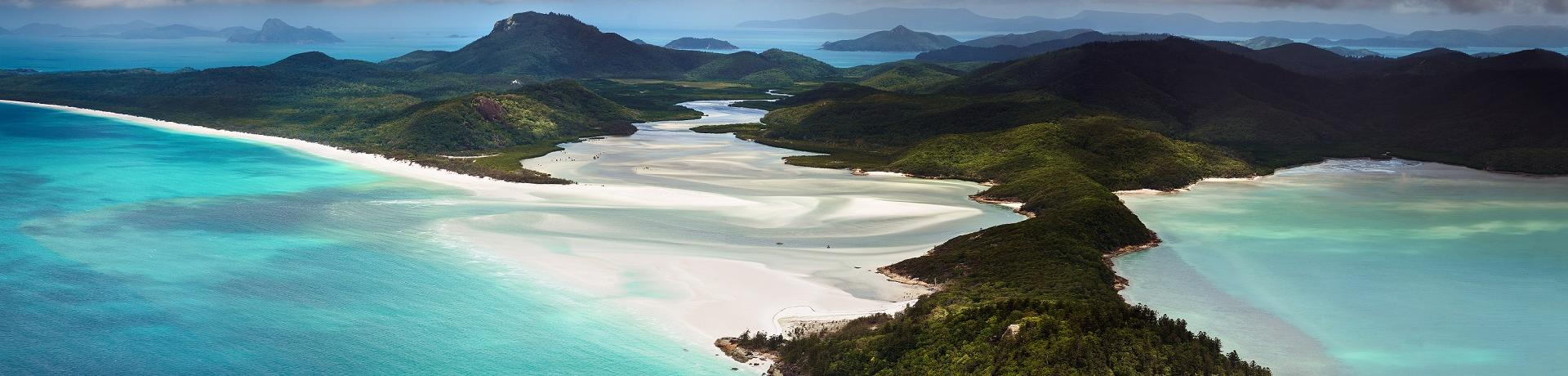Australien: Whitsunday Island - Emotion