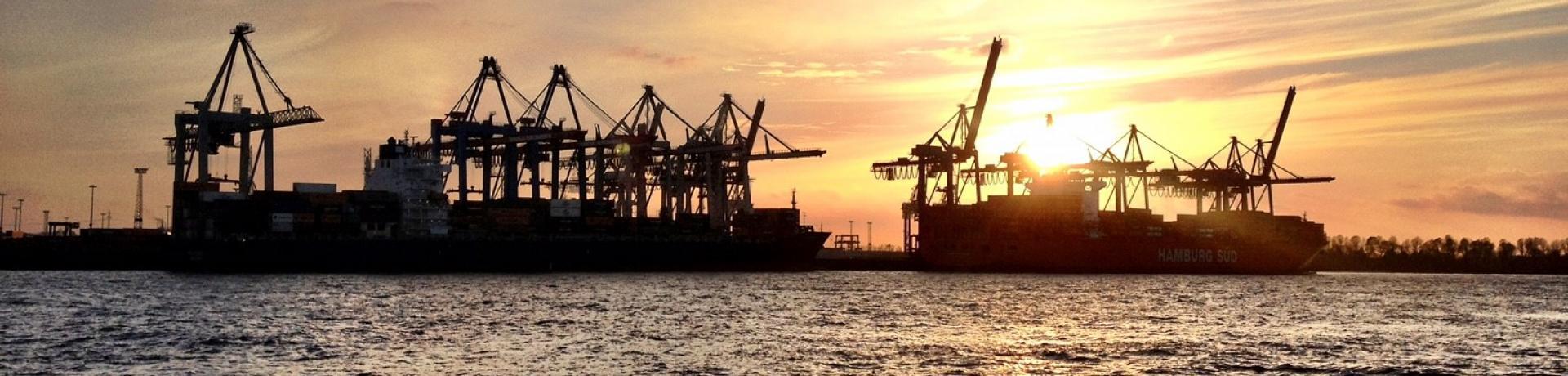 Deutschland: Hamburg - Hafen - Emotion