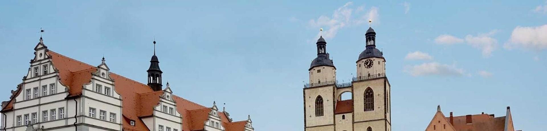 Lutherjahr 2017 Lutherstadt Wittenberg Mutter der Reformation