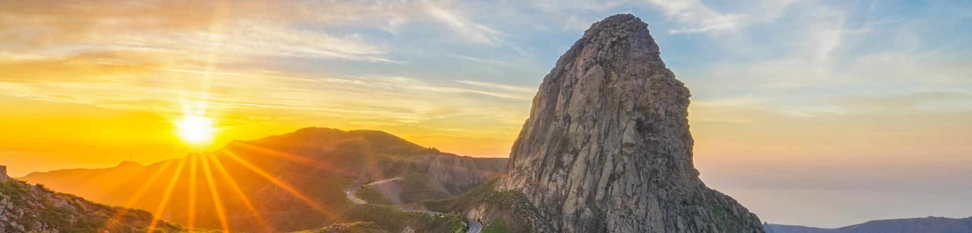 Spanien: La Gomera - Los Roques - Emotion