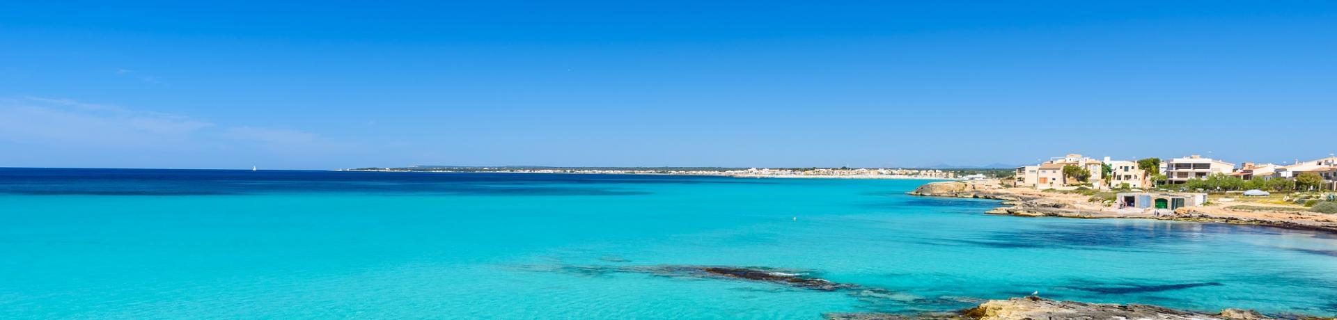 Spanien: Mallorca - Es Trenc Strand Emotion