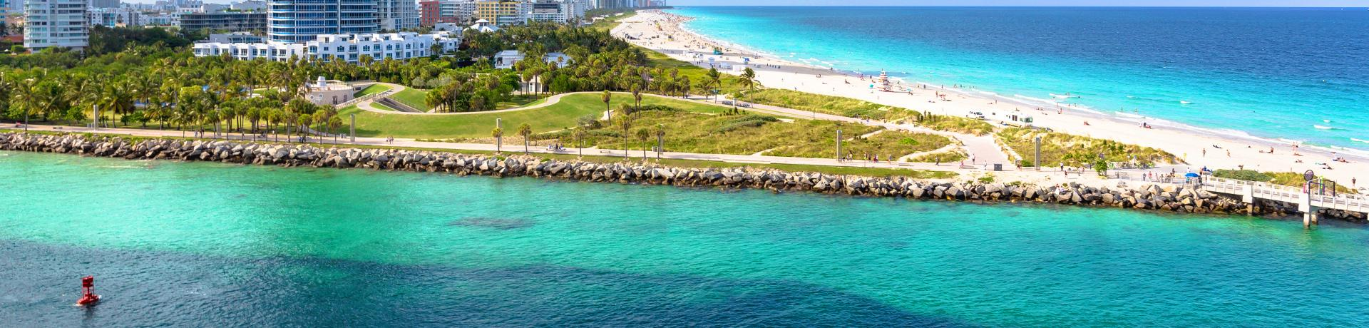 Stadt - Strand - Meer - Miami