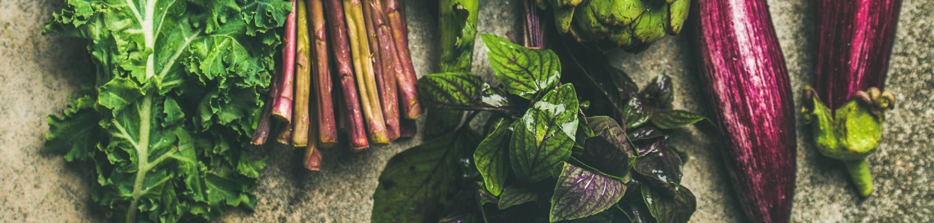 Vegetarisch vegan Gemüse Emotion