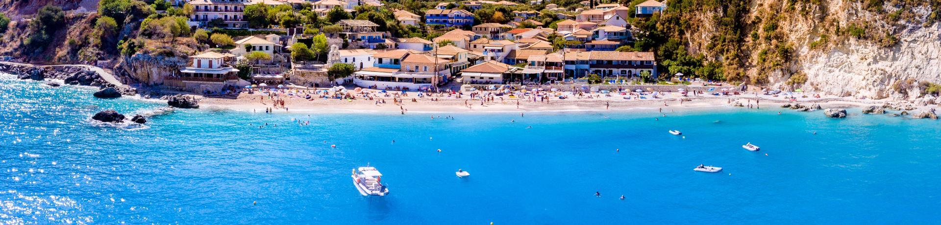 Vergleich Griechenland Emotion 1 - Lefkada - Agios Nikitas