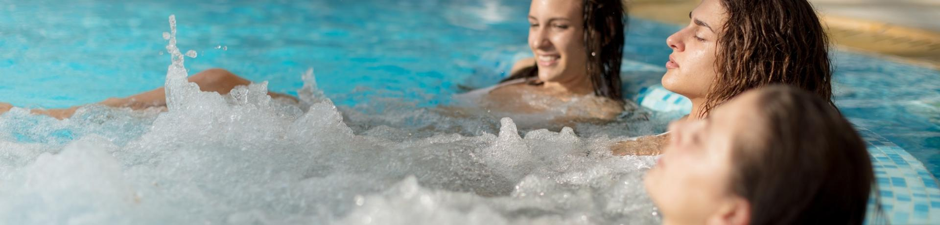 Wellness Hotel Frauen Spa