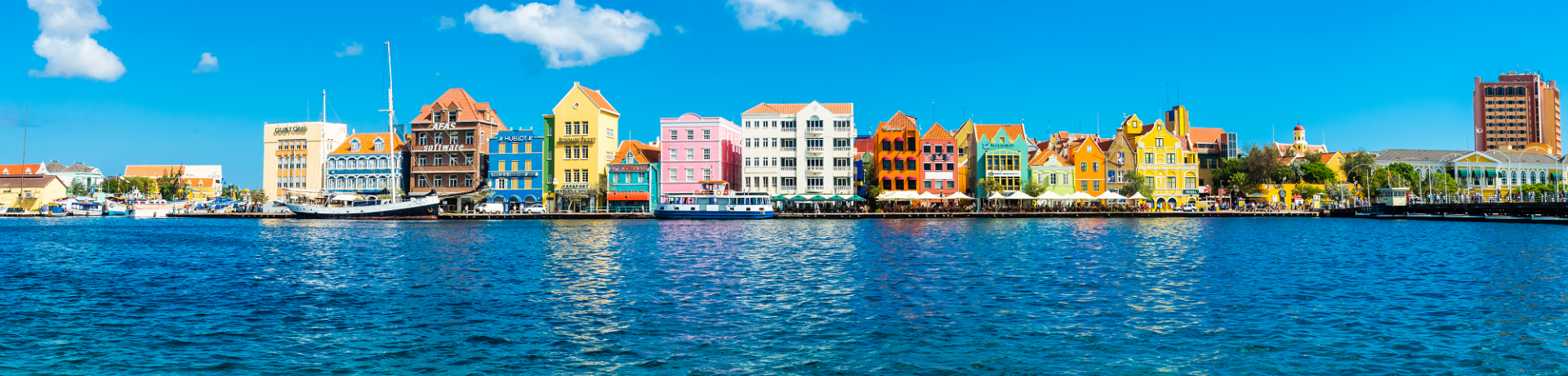 Karibik: Antillen Curacao Willemstad Emotion