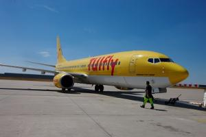 TUIfly Boeing