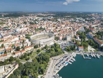 9278+Kroatien+Istrien+Pula+Amphitheater_Pula+GI-998489380