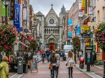 Grafton Street - Dublin