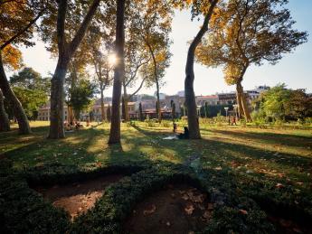 Gülhane Park - Istanbul