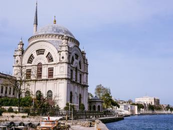 Dolmabahçe Palast - Istanbul