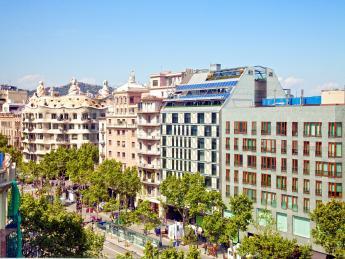 1174+Spanien+Barcelona+Casa_Milà+GI-471443868