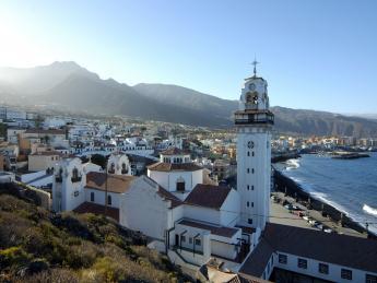 Basilika von Candelaria - Santa Cruz De Tenerife