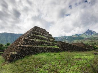 Pyramiden von Güímar - Santa Cruz De Tenerife