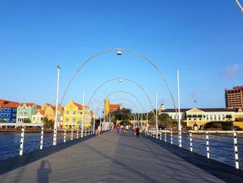 Königin-Emma-Brücke - Curaçao