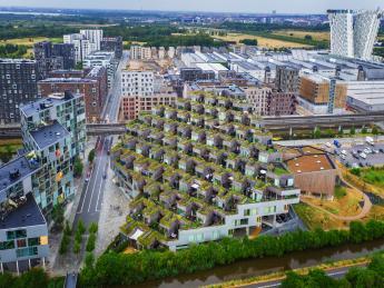 Mountain Dwellings - Kopenhagen