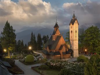 Stabkirche Wang - Karpacz