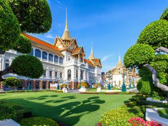 Großer Königspalast - Bangkok