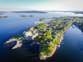 Halbinsel Bygdøy - Oslo