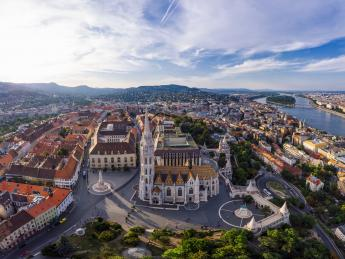 9404+Ungarn+Budapest+Matthiaskirche+GI-1051564118