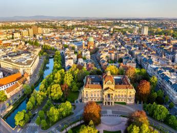 Palais du Rhin - Straßburg