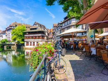 La Petite France - Straßburg