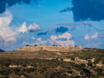 Festung Andimachia - Kos Stadt