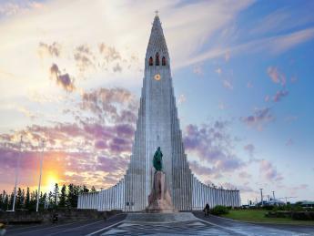 Hallgrimskirche - Reykjavik