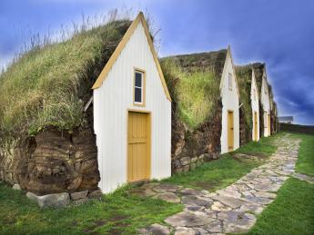 Freilichtmuseum Árbær - Reykjavik