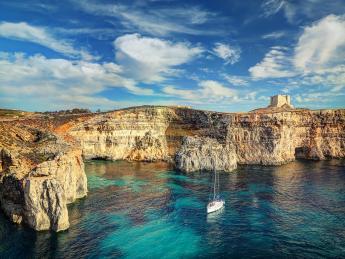 Comino Tower - Malta