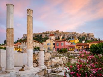 2142+Griechenland+Athen+Hadriansbibliothek+GI-1156928546