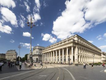 Grand Théâtre de Bordeaux - Bordeaux