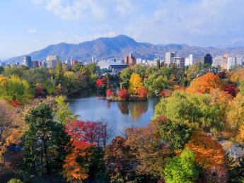 Nakajima Park - Sapporo