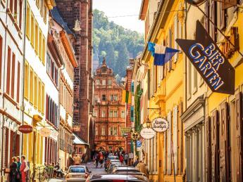 Altstadt - Heidelberg