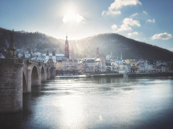Winter - Heidelberg