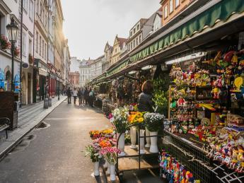 Havelmarkt - Prag
