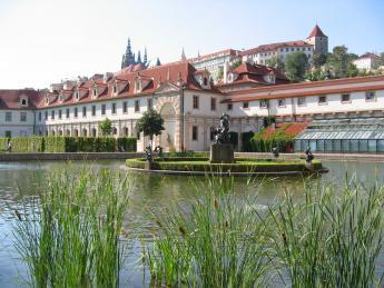 Waldstein-Garten,Kultur - Prag