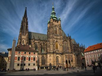 Prager Burg - Prag