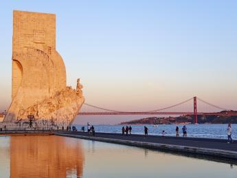 Padrão dos Descobrimentos - Lissabon