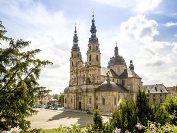 Dom St. Salvator zu Fulda - Fulda