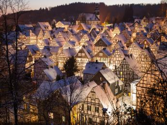 Winter - Freudenberg