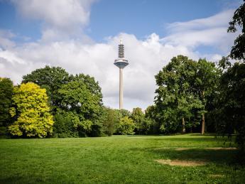 Europaturm - Frankfurt am Main
