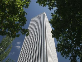 Torre Picasso - Madrid