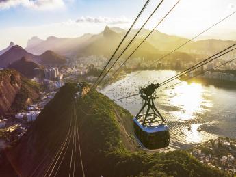Seilbahn - Rio De Janeiro