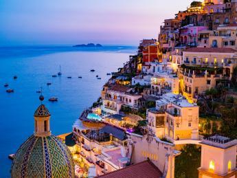 Amalfiküste - Neapel
