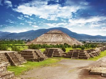 Teotihuacán - Mexiko